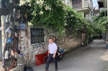 Chính chủ cần bán nhà tại đường nghi tàm phường yên phụ, quận tây hồ, hà nội