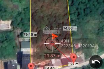 Chính chủ cần bán gấp lô đất tại số 233 đặng thái thân, phường 3 , tp. đà lạt