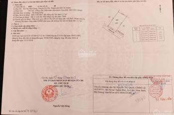 Mình cần bán gấp lô đất Tân Phú Trung khu dân cư sầm uất