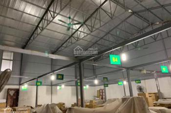 520m2 nhà kho xưởng ngõ 300 Nguyễn Xiển - xe container lùi - điện 3 pha - HĐ từ 3 năm