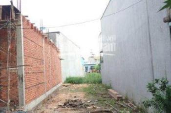 Chính chủ hết tiền xây nhà bán lại lô đất lọt khe 4x20m ngay đường Lê Thị Hà, Tân Xuân, Hóc Môn