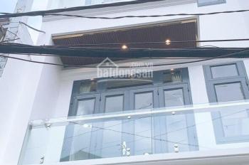 Cho thuê nhà hẻm 7m Lê Văn Thọ phường 11 gò vấp full nội thất 3 lầu