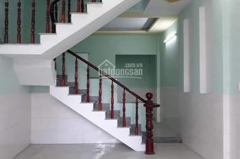 Nhà 4m*12m 1 lầu mới dân cư hiện hữu sát Võ Văn Vân, Vĩnh Lộc B, Bình Chánh