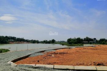 Bán đất ven hồ rộng 7,2ha ngay cạnh khu CNC Hòa Lạc