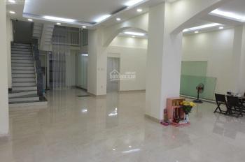 Cho thuê nhà Quận 1 (ngang 8.5m, dài 18.5m, diện tích 500m2) đường Yersin, Nguyễn Thái Bình