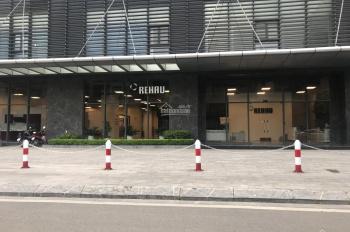 Cho thuê mặt bằng hơn 500m2 tại tầng 1 Tràng An Complex, Số 1 Phùng Chí Kiên, Cầu Giấy, HN