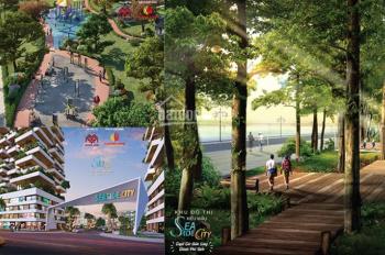 Dự án khu đô thị Seaside City tọa lạc tại vị trí đắc địa trung tâm thành phố Rạch Giá, Kiên Giang