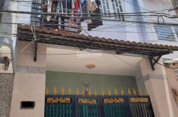 Nhà thật sổ riêng 4 x 12m 1 trệt 1 lầu, Nguyễn Quý Yêm, Q. Bình Tân, HCM, 3 tỷ 550, 0903601451
