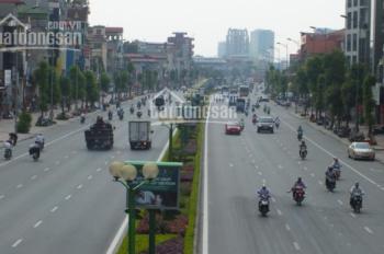 Bán nhà đất mặt phố ngô gia tự, Long Biên, HN. Kinh doanh sầm uất, diện tích 145.4m2