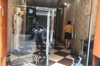 Cho thuê nhà MP Mai Dịch, 43m2x 1T, MT 3,7m vỉa hè 2m, KD cực tốt, giá 13 triệu