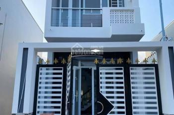 Bán gấp nhà 1 trệt, 1 lầu phường 4 TP Vĩnh Long, giá 1,5 tỷ