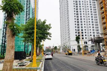 Cần bán gấp căn hộ 3 phòng ngủ ở Eco Lake View Đại Từ. Tầng trung ban công Đông Nam - Đông Bắc