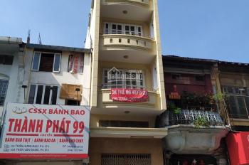 Do dịch corona nên Bán nhà vị trí kinh doanh đắc địa mặt tiền Huỳnh Mẫn Đạt, P7, Quận 5