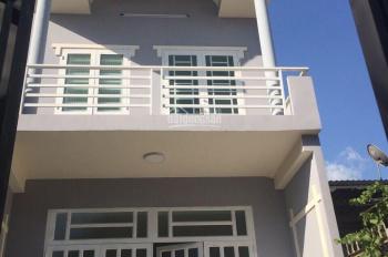 Nhà 1 trệt 1 lầu, sổ hồng riêng, hẻm xe hơi, cách Tỉnh Lộ 43 50m