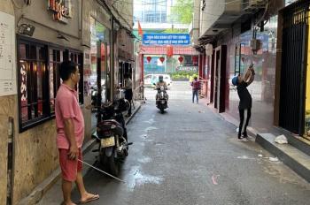Bán nhà đang cho thuê hẻm 15B Lê Thánh Tôn, P. Bến Nghé, Quận 1