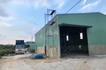 Bán xưởng 325m2, gần nhà máy nước Thiện Tân