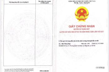 Chính chủ bán nhà phố Nguyễn Đại Năng, TP Hải Dương