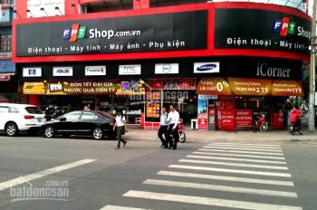 Cho thuê nhà mặt phố 200 Trường Chinh lô góc Tôn Thất Tùng, DT 600m2, MT: 15m. KD nội thất