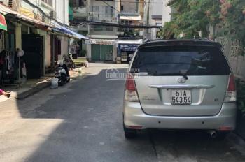 Bán nhà hẻm 7m đường 3/2, Q. 10 ngay cư xá Nguyễn Trung Trực, trệt 3 lầu, DT: 5X12m. Gía: 7 tỷ