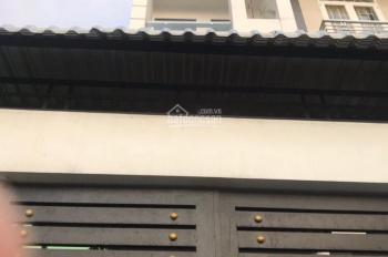 Bán nhà mặt tiền đường Tâm Tâm Xã, ngay chợ Thủ Đức 1 trệt 2 lầu 4PN giá 3tỷ8 TL