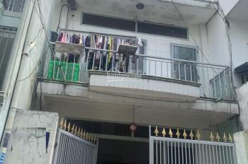 Bán nhà hẻm xe hơi đường Hiền Vương, P. Phú Thạnh, 4.76x12.16, nhà gác lửng. Giá 4.3 tỷ