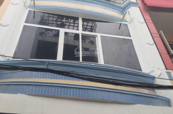 Bán nhà đẹp hẻm xe hơi đường Lạc Long Quân, P3, Q11, giá 5.7 tỷ, DT: 4 x 13m