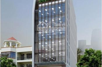Bán toà nhà văn phòng mặt phố Nguyễn Khang 115m2, 9 tầng, giá 42 tỷ