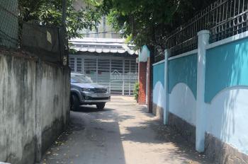 Bán nhà 1 trệt 1 lầu hẻm xe hơi đường lê văn chí phường linh trung thủ đức 4,8 tỷ