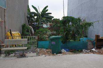 Chính chủ bán lô đất 4x14m vuông vức, Huỳnh Thị Hai, Phường Tân Chánh Hiệp, Q. 12, giá 2.6 tỷ TL
