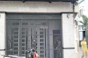 Nhà căn góc hẻm xe hơi đường Mạc Vân, P. 12, Q. 8