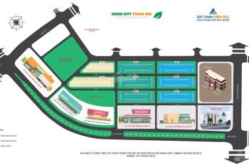 Bán suất ngoại giao Green City TP. Thanh Hóa (MB 2125 GĐ 2) - LH: 0966 343 969