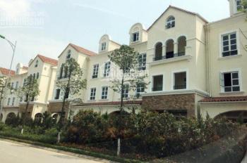 Cần bán gấp các căn biệt thự ven hồ, shophouse, liền kề KĐT Nam An Khánh giá đầu tư
