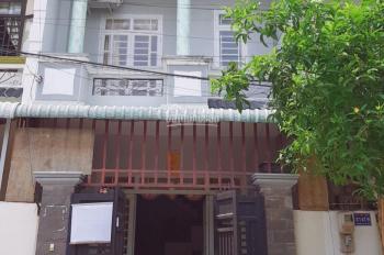 Bán nhà lầu trệt 60m2, đường 8m ngay chợ Tân Long, Tân Đông Hiệp