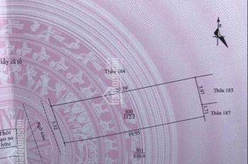 Bán đất Khu 1 - P Nhị Châu - TP Hải Dương