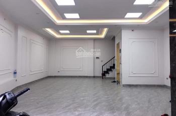 Bán nhà Phạm Tuấn Tài, Cầu Giấy, DT 56m2 x 6 tầng, mt 4,8m, gara ô tô, thang máy, kinh doanh đỉnh