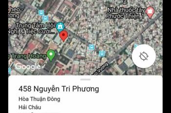 Bán nhà mặt tiền Nguyễn Tri Phương, Đà Nẵng