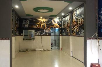 Bán nhà mặt tiền đường Mã Lò, P. Bình Trị Đông A, Q. Bình Tân, TPHCM, 60 m2, 4x15m, giá 6,3 tỷ