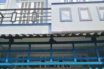 Bán Căn nhà 1 Trệt 1 lầu đường Trịnh Thị Miếng,Thới Tam Thôn, Huyện Hóc Môn.
