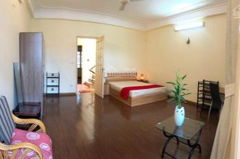 Cho thuê nhà ngõ 209 Đội Cấn, Ba Đình, 100m2 x 4 tầng, full nội thất siêu đẹp, giá thuê 20tr/th