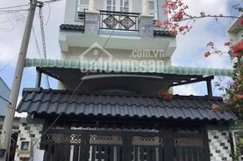 Bán nhà 1 trệt 1 lầu. 5 x 16m, Tỉnh Lộ 8, Tân Thông Hội, Củ Chi, giá 1 tỷ, LH 0943.79.1196