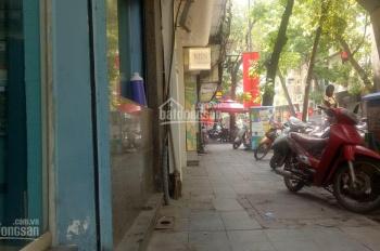 Chính chủ bán gấp nhà mặt tiền 9m - mặt phố Trần Quốc Toản, Hoàn Kiếm. Giá: 36.5 tỷ, DT: 90m2