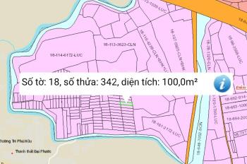 100m2 đất xã Đại Phước, đường xe ba gác vào tận nơi, giá công nhân