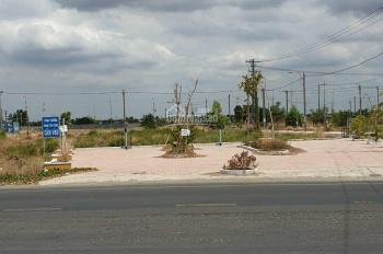 Đất nền khu dân cư Tân Lân, mặt tiền QL50, Cần Đước Long An, chủ đầu tư mở bán đợt 1