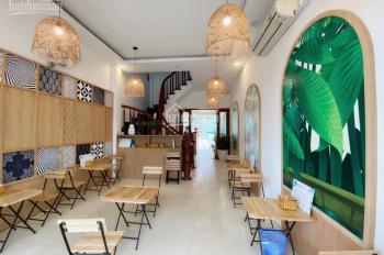 Cho thuê nhà mặt phố Nguyễn Công Hoan 70m2 x 2 tầng, nhà mới, riêng biệt. Giá 22tr/tháng