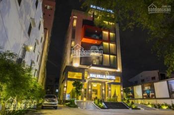 Bán nhà mặt tiền Nguyễn Trãi đoạn 2 chiều trệt, 4 lầu, DT: 4x23m, giá 38 tỷ