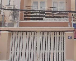 Bán nhà 1 trệt 1 lầu, đường Nguyễn Cửu Phú, 60m2, 1,5 tỷ, SHR