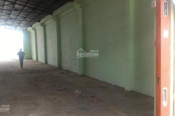 Cho thuê kho mặt tiền đường Tầm Vu, kho xây kín, DT: 12,1x27,5m, giá 25 triệu