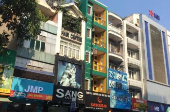 Bán nhà mặt tiền Trần Bình Trọng, DT: 4x16m, kết cấu 4 lầu nhà đẹp. Giá 22 tỷ