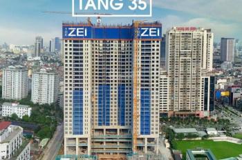 Căn hộ Duplex thông tầng 186m2, chung cư cao cấp The Zei, mua trực tiếp chủ đầu tư. Ký HĐMB từ CĐT