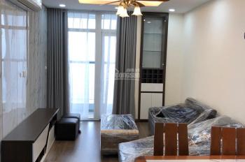 Cho thuê căn hộ chung cư Mipec Tây Sơn, 125m2, 3 ngủ, 2wc full đồ, giá 15tr/th Lh 0978.585.005